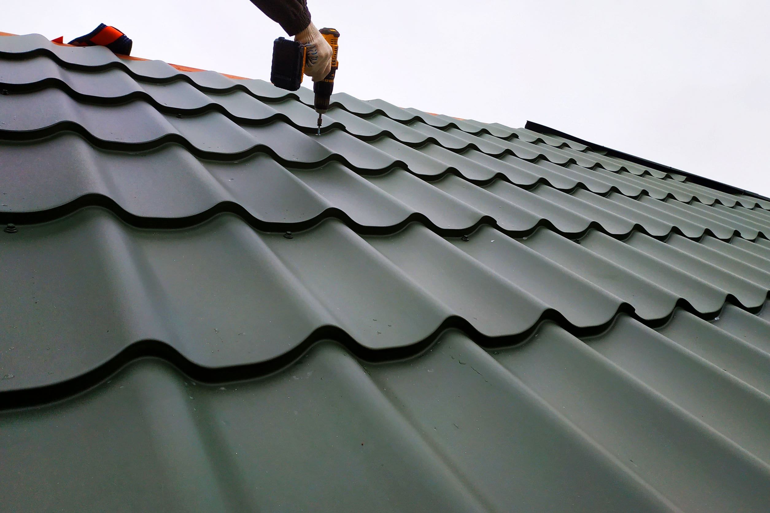 Metal roofing in South Jersey